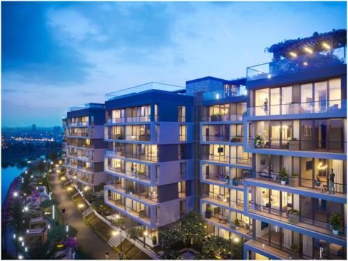 Khu Nam TP HCM hút các dự án bất động sản - ảnh 1