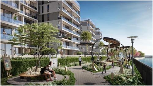 Khu Nam TP HCM hút các dự án bất động sản - ảnh 2