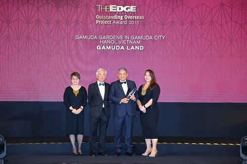 Gamuda Gardens nhận giải thưởng bất động sản Malaysia - ảnh 1