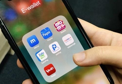 Một số ứng dụng ví điện tử tại Việt Nam. Ảnh: Quỳnh Trang