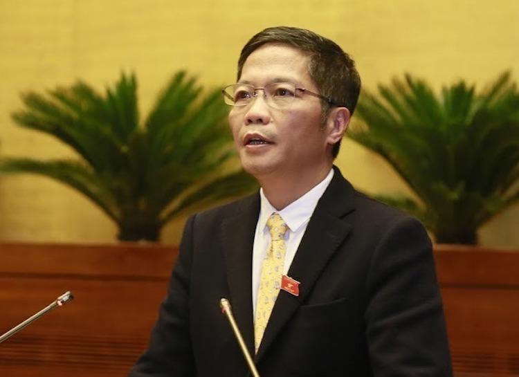 Bộ trưởng Công Thương Trần Tuấn Anh. Ảnh: Ngọc Thắng