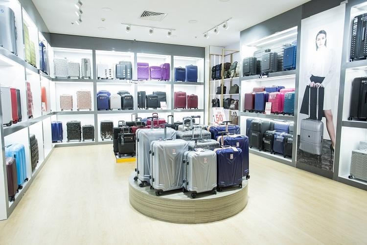 LUG là mái nhà chung tạiViệt Namcho các thương hiệu hành lý quốc tế nổi tiếng.