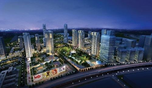 Phía Tây Hà Nội có thêm dự án khu đô thị đa năng - ảnh 2