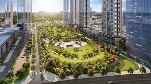 Phía Tây Hà Nội có thêm dự án khu đô thị đa năng - ảnh 1