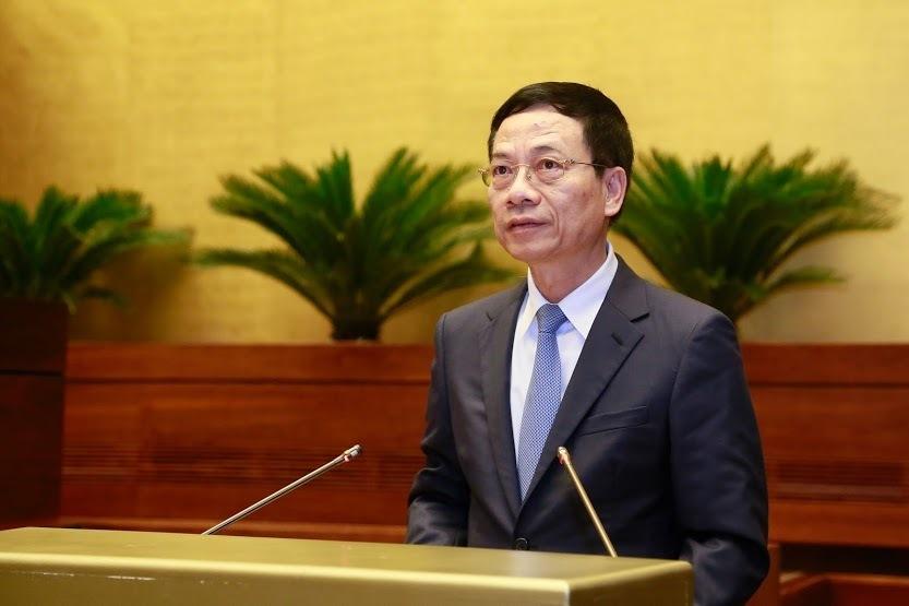 Ông Nguyễn Mạnh Hùng: 90 triệu người sẽ dùng mạng xã hội Việt Nam