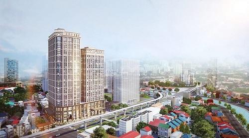 Tiềm năng đầu tư tại căn hộ cao cấp King Palace - ảnh 1