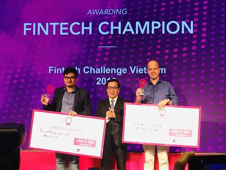 Ba fintech Việt Nam giành phần thắng ở FCV 2019 - ảnh 1