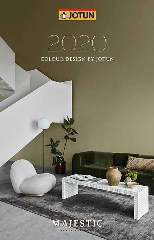 Jotun ra mắt sơn nội thất cao cấp và bộ sưu tập màu sắc mới - ảnh 1