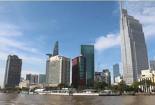 Đô thị thông minhlà xu thế phát triển tất yếu củaViệt Nam và thế giới. Ảnh: Hữu Công.