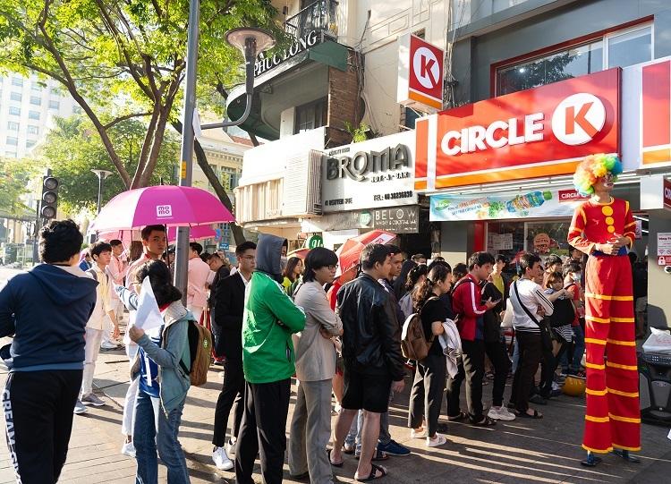 Ngày hội hoàn tiền MoMo diễn ra vào đầu tháng 11.
