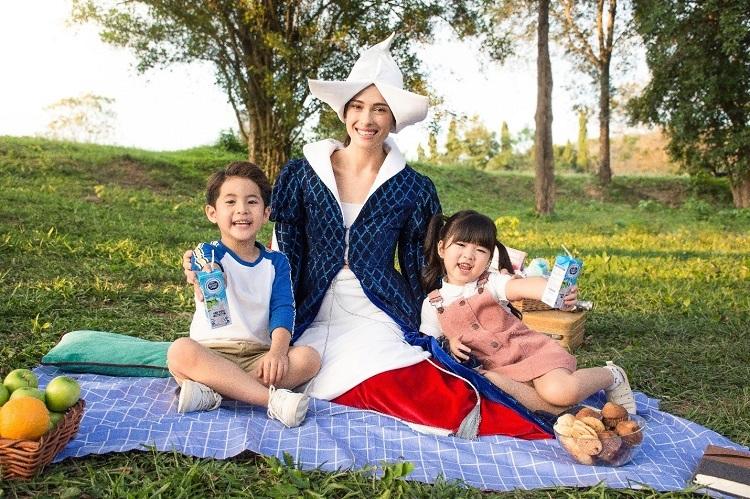 Cô Gái Hà Lan nỗ lực cân bằng dinh dưỡng trẻ em Việt.