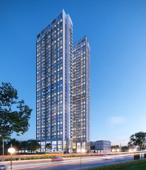 Phối cảnh tòa căn hộ Imperium Tower Nha Trang  Tầm nhìn hướng biển tại căn hộ Imperium Tower Nha Trang aaa 5315 1573439075