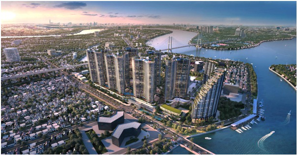 Loạt dự án nghìn tỷ đổ bộ cung đường ven sông Sài Gòn - ảnh 2