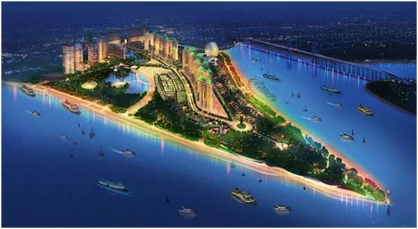Loạt dự án nghìn tỷ đổ bộ cung đường ven sông Sài Gòn - ảnh 1