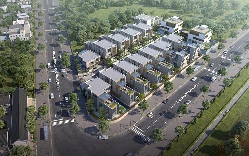 Biệt thự Lancaster Eden - không gian sống đẳng cấp tại quận 2 - ảnh 2
