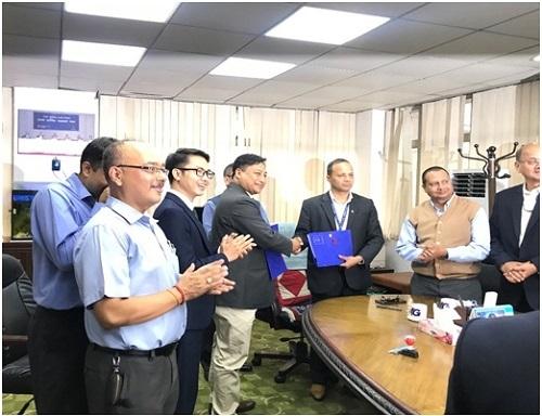 VNPT Technology mở rộng thị trường tại Nepal - ảnh 1