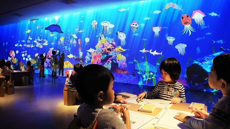 Căn hộ Nam Sài Gòn đầu tư công nghệ giải trí hiện đại cho trẻ em - ảnh 5