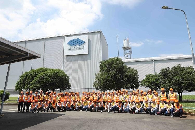 NS BlueScope Việt Nam chia sẻ kinh nghiệm quản lý an toàn lao động - ảnh 3