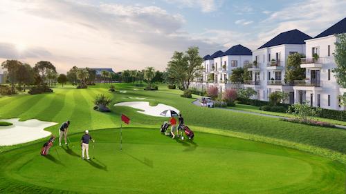 Long An sắp có quần thể biệt thự nghỉ dưỡng sân golf 200ha - ảnh 3
