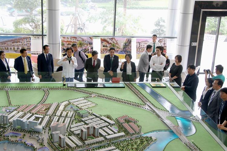 Tập đoàn Đại Phúc mở rộng hợp tác doanh nghiệp Hàn Quốc - ảnh 2