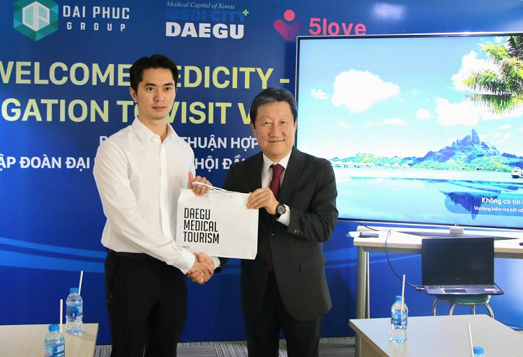 Tập đoàn Đại Phúc mở rộng hợp tác doanh nghiệp Hàn Quốc - ảnh 3