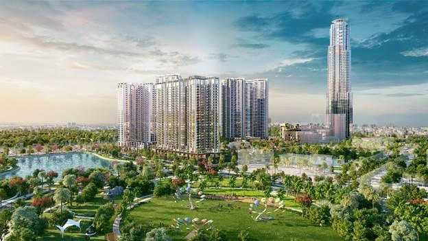 5 điểm nhấn xanh tại dự án Eco Green Saigon - ảnh 1