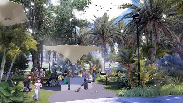 5 điểm nhấn xanh tại dự án Eco Green Saigon - ảnh 2