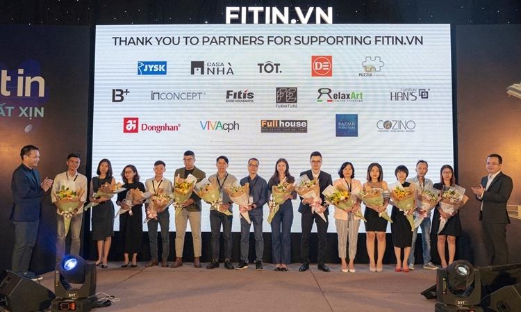Hiện người dùng FITIN đã có thể trải nghiệm mua sắm đồ dùng nội thất với 30 thương hiệu uy tín tại Việt Nam.