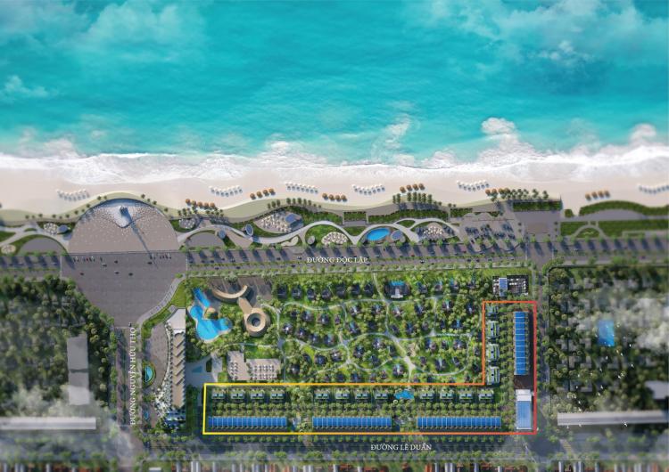 Việt Beach giới thiệu dự án Thera Premium - ảnh 1