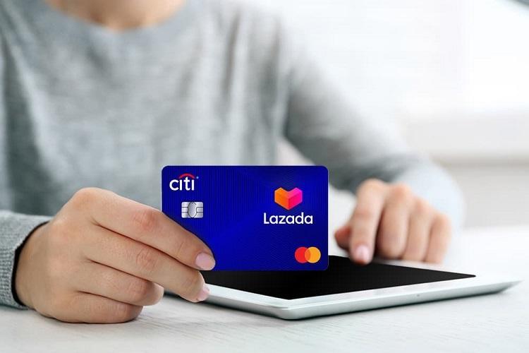 Citibank hợp tác Lazada ra mắt thẻ tín dụng - ảnh 2
