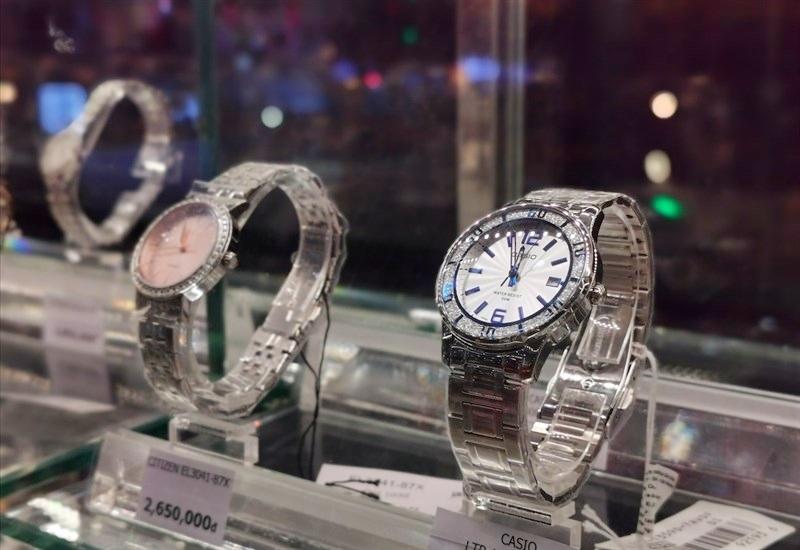 Cuộc đua phân phối đồng hồ của PNJ và Thế Giới Di Động - Kinh Doanh