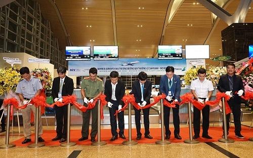 Bamboo Airways mở thêm đường bay thường lệ Nha Trang - Seoul - ảnh 1