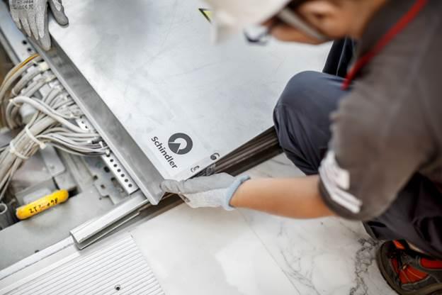 Công nghệ góp phần nâng chuẩn an toàn ngành thang máy - ảnh 1