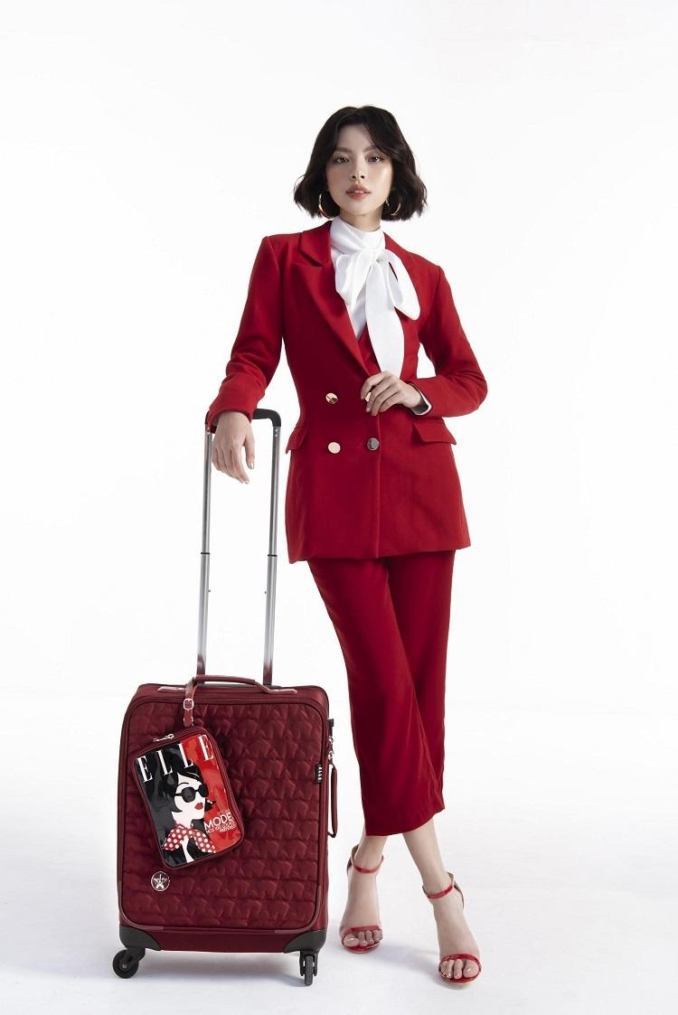 Elle là thương hiệu thể hiện khí chất, đại diện cho phong cách thời trang hiện đại pha lẫn sự tinh tế, thanh lịch của nước Pháp.