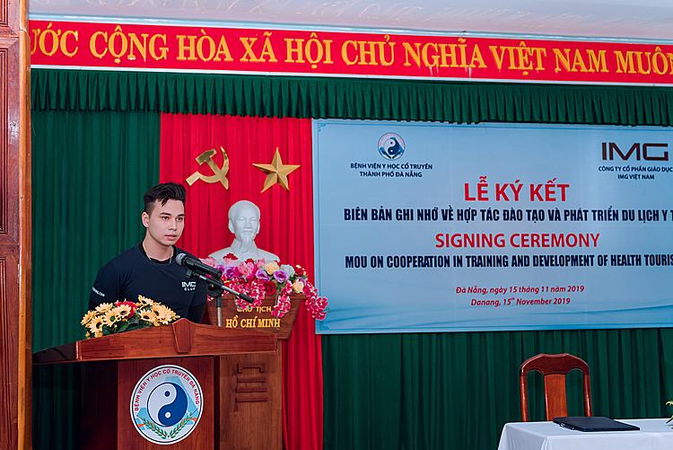 ng Nguyễn An Thi, cổ đông đồng sáng lập cty IMG education.