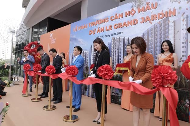 Căn hộ 3 phòng ngủ Le Grand Jardin giá bán từ 2,1 tỷ đồng - ảnh 1