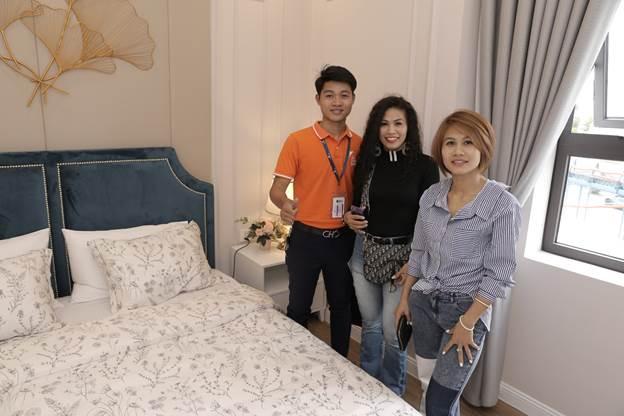 Căn hộ 3 phòng ngủ Le Grand Jardin giá bán từ 2,1 tỷ đồng - ảnh 3
