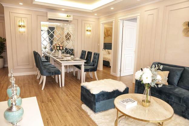 Căn hộ 3 phòng ngủ Le Grand Jardin giá bán từ 2,1 tỷ đồng - ảnh 4