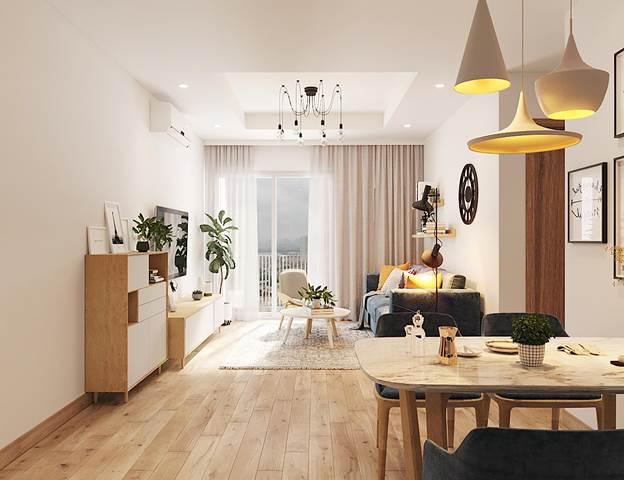 Căn hộ 3 phòng ngủ Le Grand Jardin giá bán từ 2,1 tỷ đồng - ảnh 7