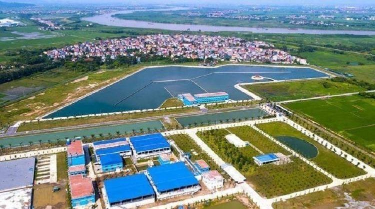 Người Thái xuất hiện trong HĐQT Nhà máy nước Sông Đuống - Kinh Doanh