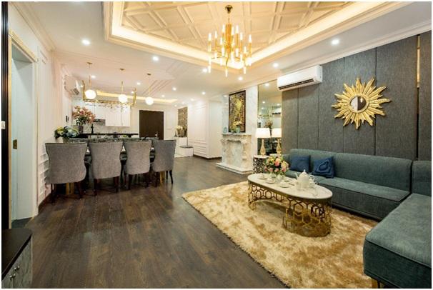 Thị trường căn hộ Tây Hà Nội sôi động về cuối năm - ảnh 3
