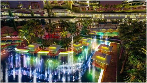 Tiện ích giải trí và ẩm thực 10.000 m2 tại khu căn hộ quận 7 - ảnh 7