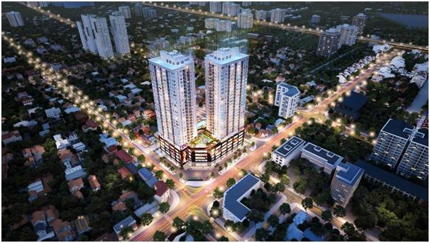 Thị trường căn hộ Tây Hà Nội sôi động về cuối năm - ảnh 1