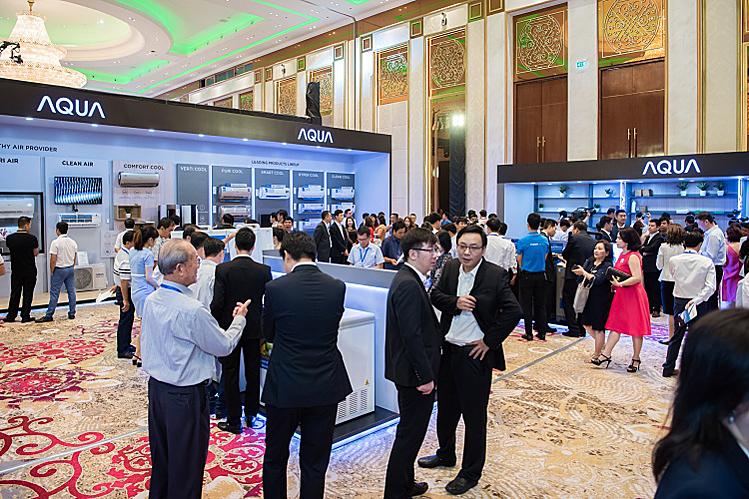 Aqua Việt Nam dự kiến doanh thu 200 triệu USD năm 2019 - ảnh 1
