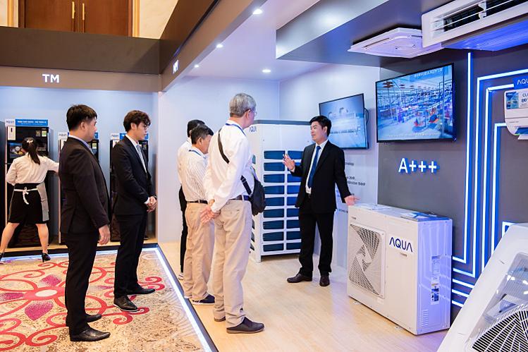Aqua Việt Nam dự kiến doanh thu 200 triệu USD năm 2019 - ảnh 2