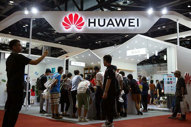 Mỹ cho phép một số công ty bán hàng cho Huawei - ảnh 1