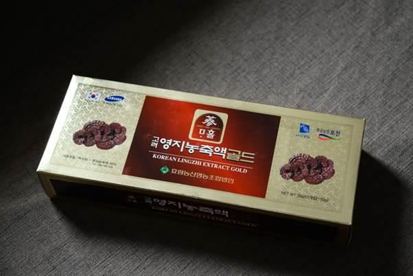 Các sản phẩm từ nấm linh chi chứa nhiều tinh chất có lợi cho sức khỏe và làn da.