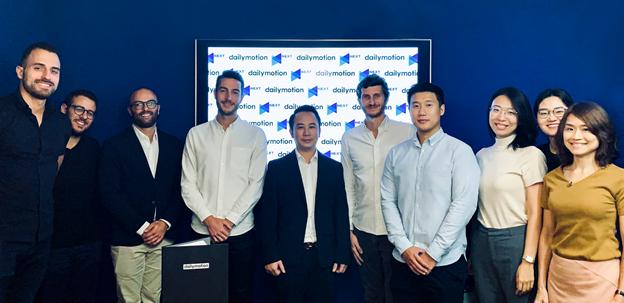 Dailymotion và Next Media hợp tác thương mại độc quyền tại Việt Nam - ảnh 1