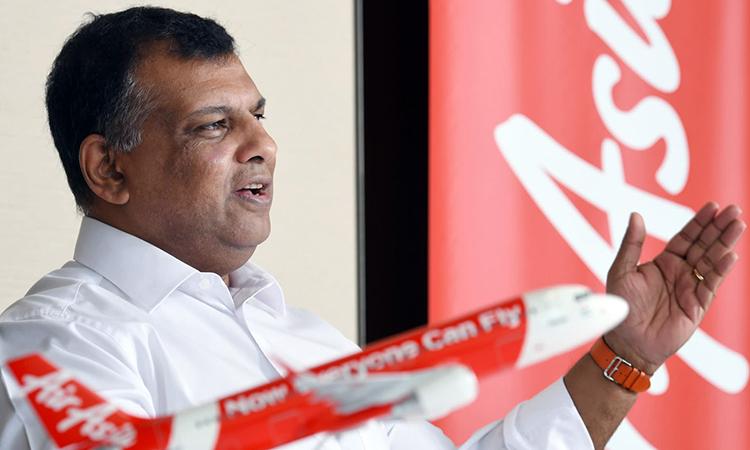 Air Asia bo tham vong lap hang bay gia re tai Viet Nam