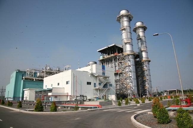 Nhà máy điện Nhơn Trạch 1 của PVN.